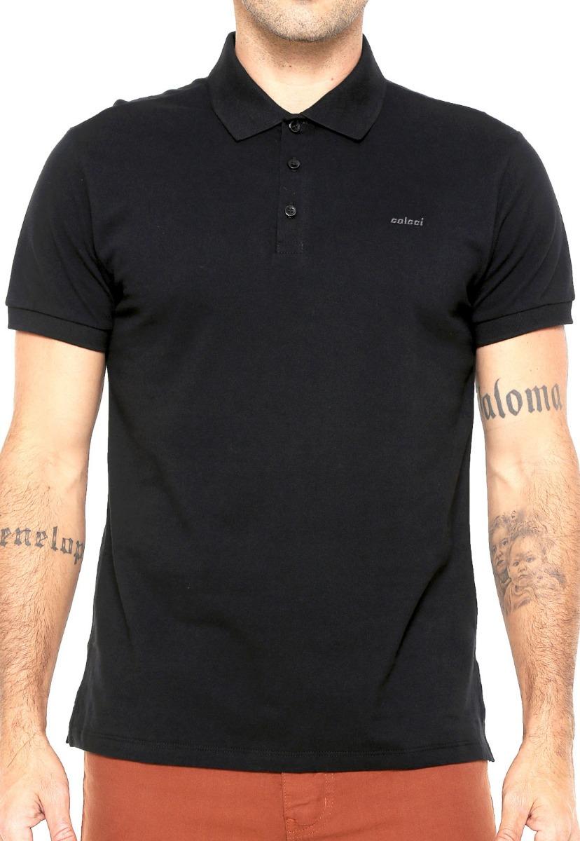 659b950afdaf0 camisa polo colcci brasil lisa (escolha cores) 100% original. Carregando  zoom.
