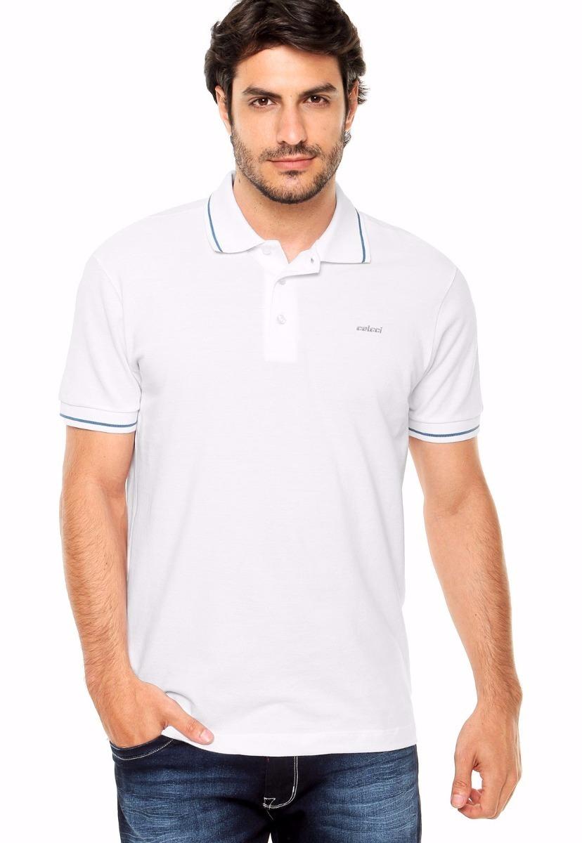 4e8b4da86 Camisa Polo Colcci Logo Ctsports - R$ 55,00 em Mercado Livre