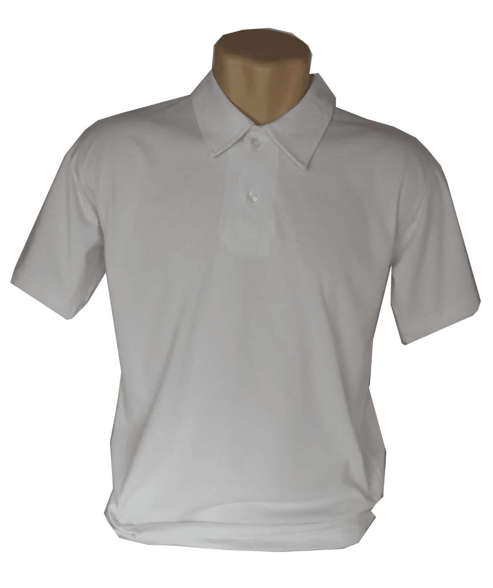 camisa polo com bolso malha lisa 100% algodão fio 30.1. Carregando zoom. 2cb003ac1b364