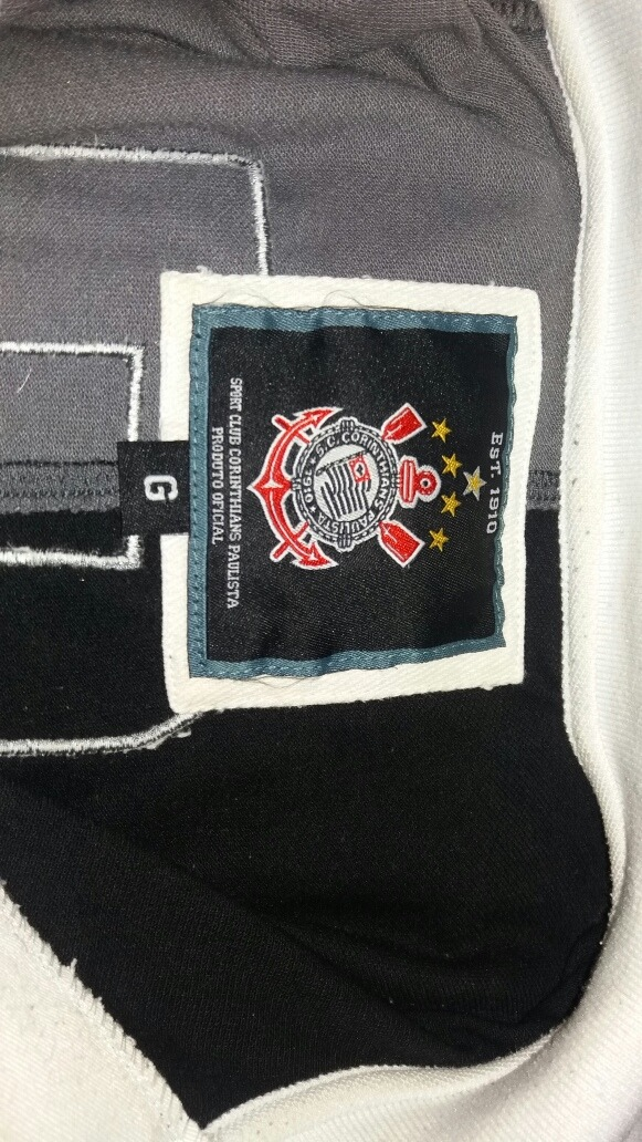 493aad4976c33 camisa polo corinthians g. Carregando zoom.