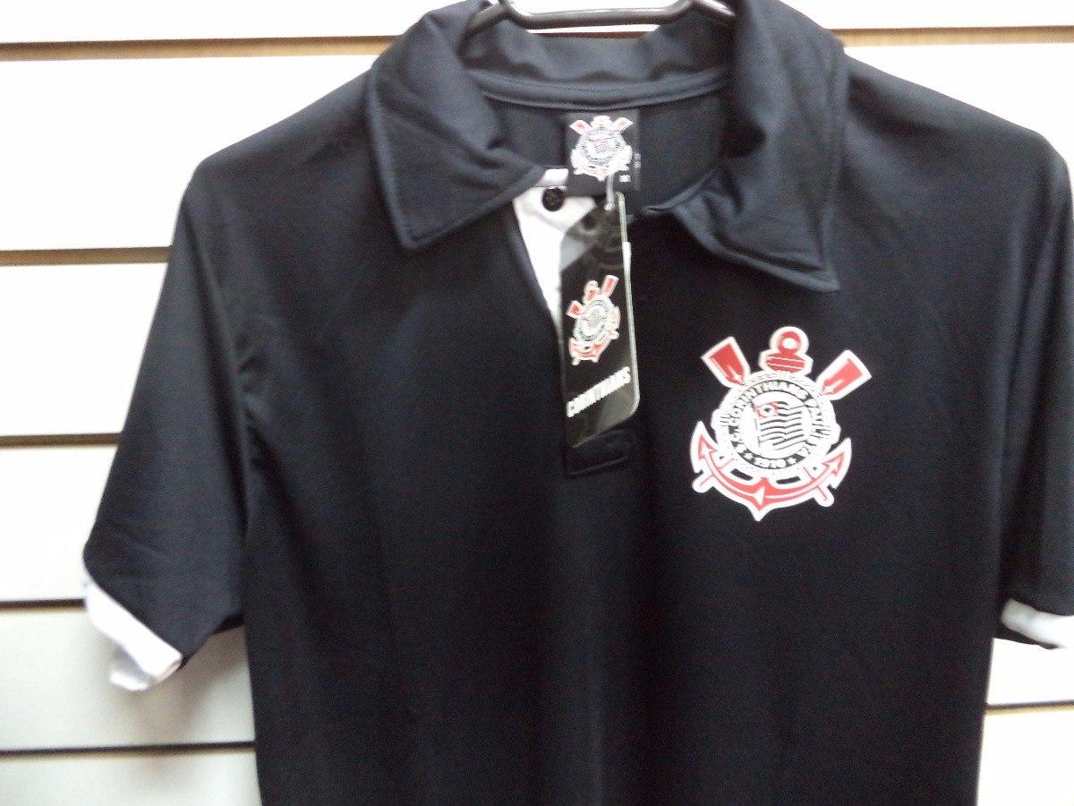 fbf3a4b1d9 camisa polo corinthians (produto oficial). Carregando zoom.
