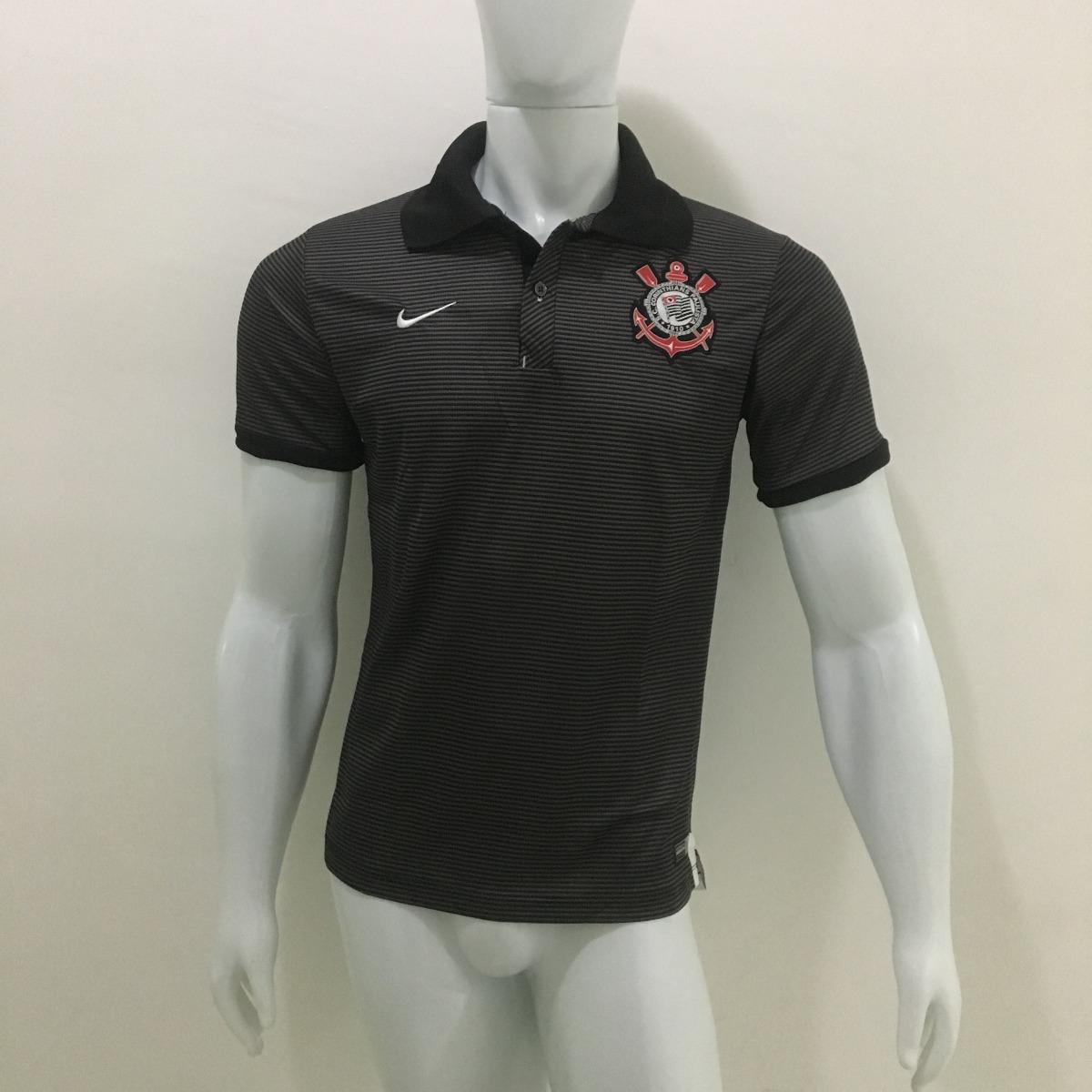 Camisa Polo Corinthians Treino - Passeio - Carille Tecnico - R  50 ... 9fb480d8bd8bd