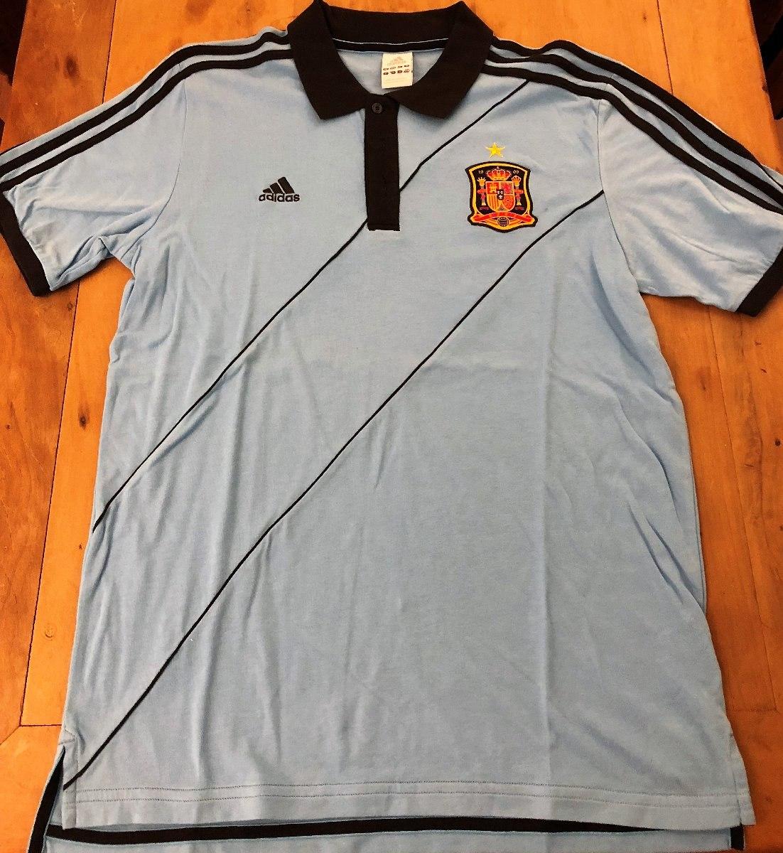 camisa pólo da espanha importada nova oficial. Carregando zoom. 52b53c6b46ba1