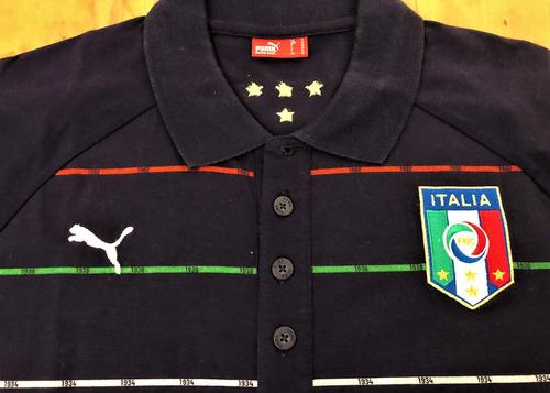 Camisa Pólo Da Itália Importada Oficial - R  129 1bcac6b70721a