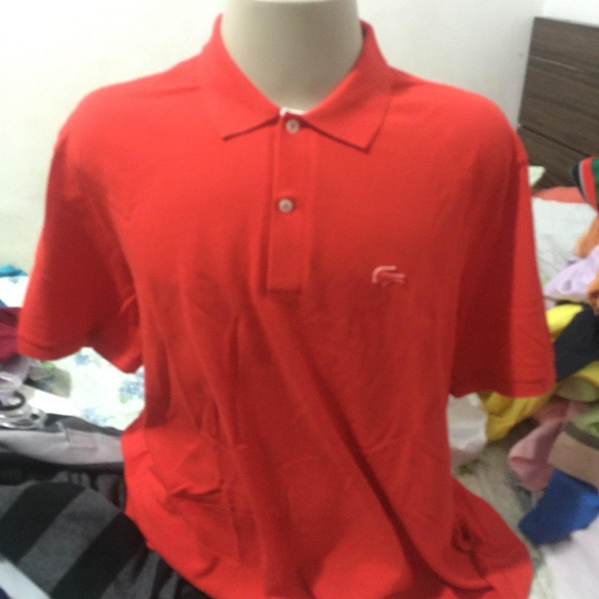 420bb54deeddb camisa polo da lacoste original tamanho 9 xxxl fotos reais. Carregando zoom.