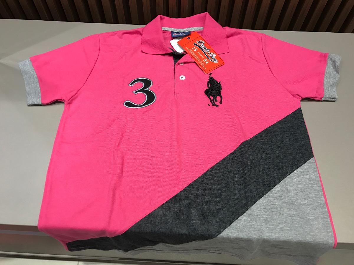 131e990834391 Camisa Pólo Decreto Base Tam. M - Novo!! - R  70