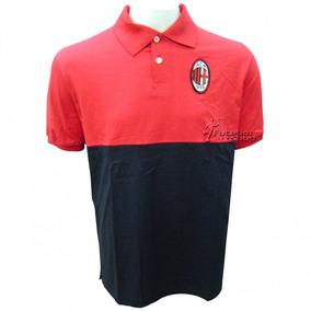 20d8954d25 Camisa Polo Milan no Mercado Livre Brasil