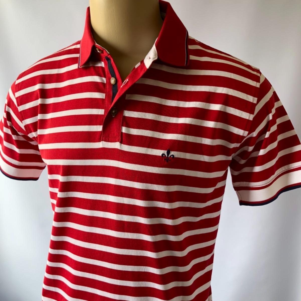 camisa polo dudalina listada algodão pima. Carregando zoom. 9e2c053f96efd