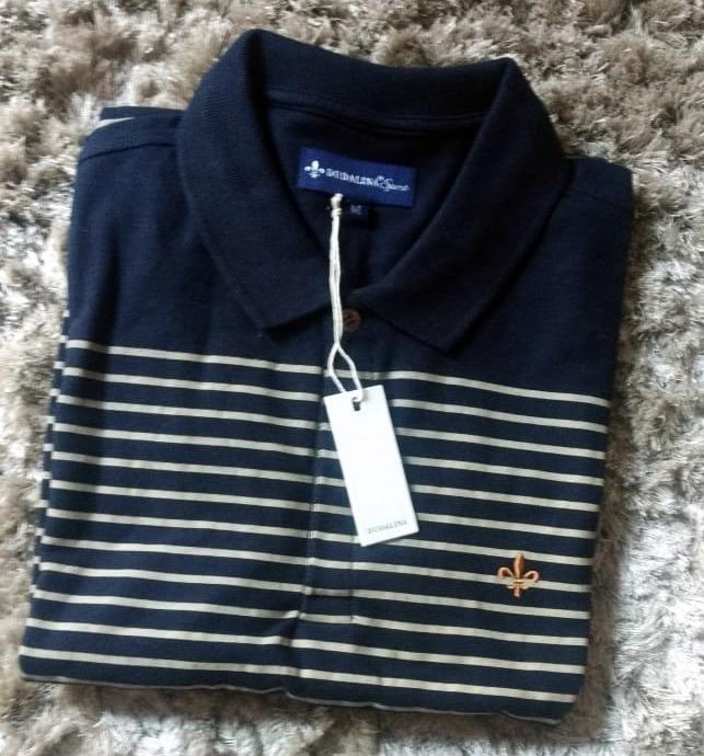 Camisa Polo Dudalina Masculina Sport Produto Original - R  199 aa7feef3a6142