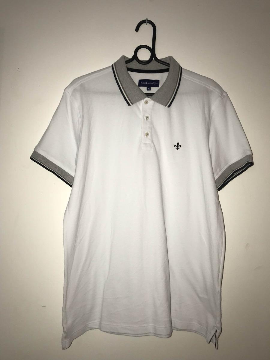 Camisa Polo Dudalina a1a48185dd757