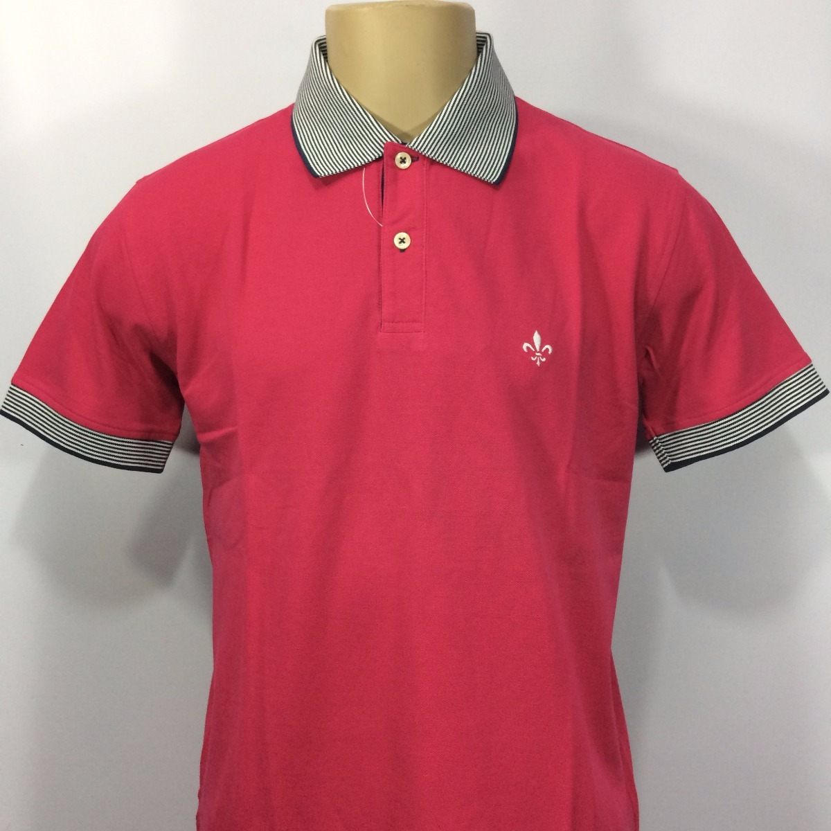 camisa polo dudalina sport algodão pima varias cores. Carregando zoom. 210462e147c12