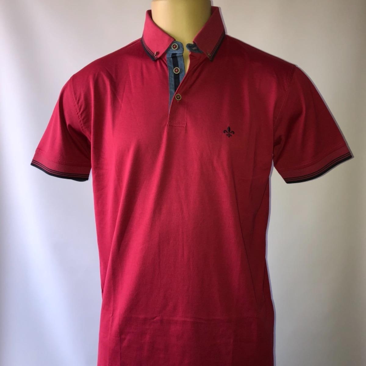 camisa polo dudalina sport pima comfort fit original. Carregando zoom. 1d2e0b419ca85