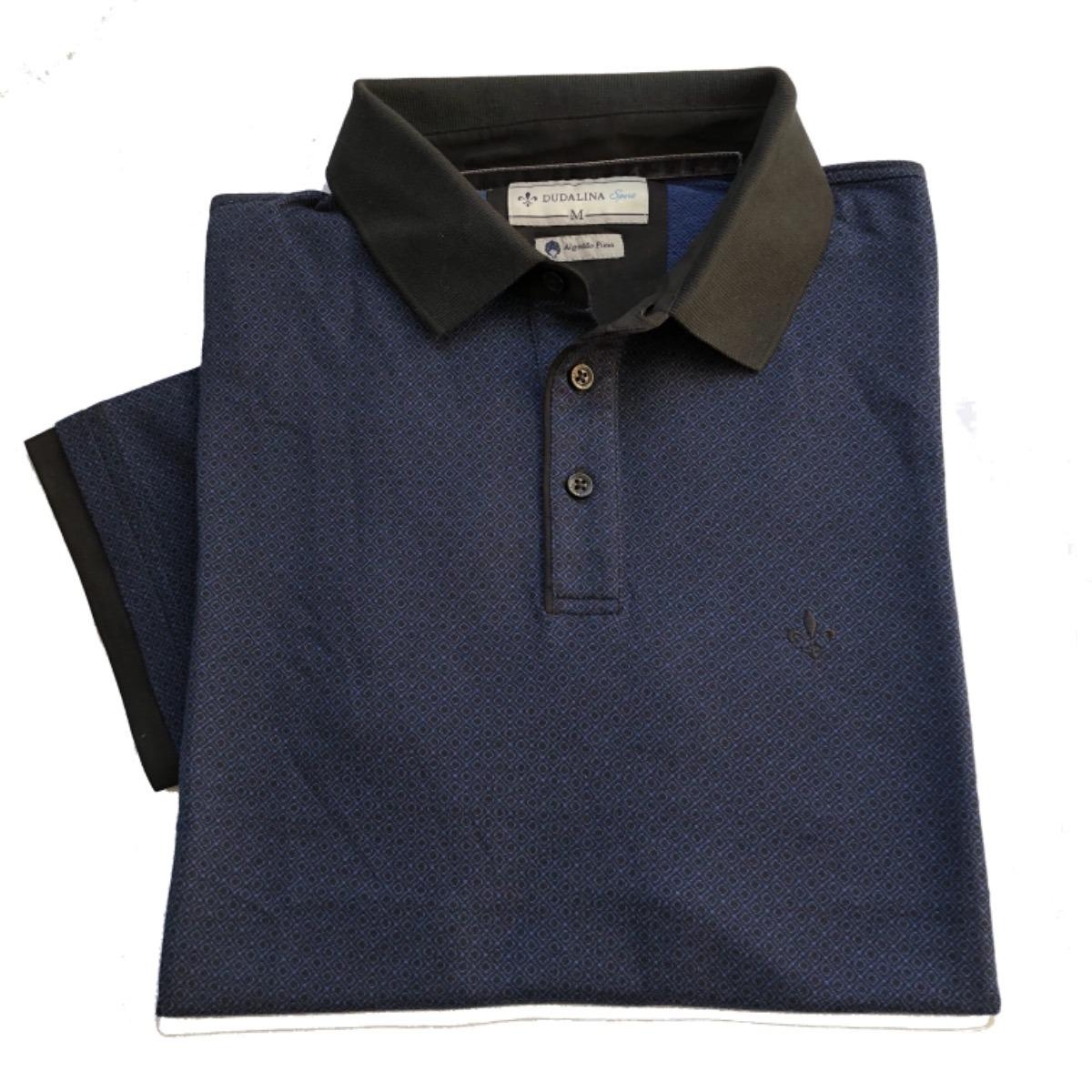 camisa polo dudalina sport pima cotton várias cores. Carregando zoom. 9d702a34f7960