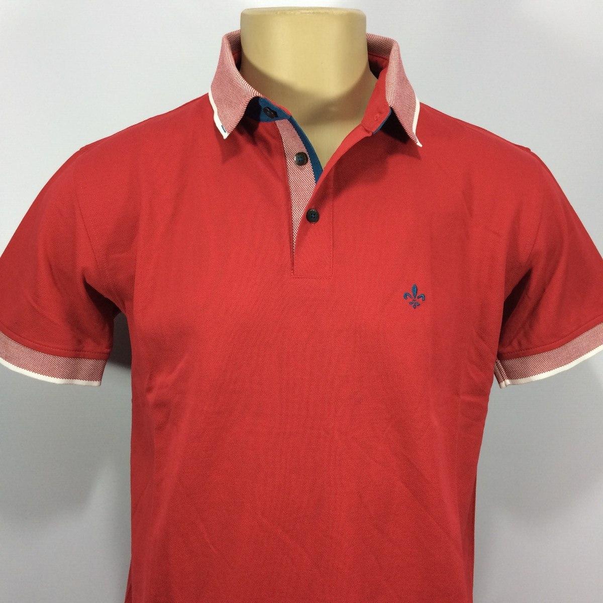 camisa polo dudalina sport pima cotton vários modelos. Carregando zoom. 46c4b4cf30c1f