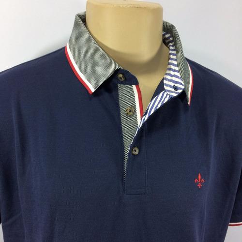 camisa polo dudalina sport pima cotton vários modelos