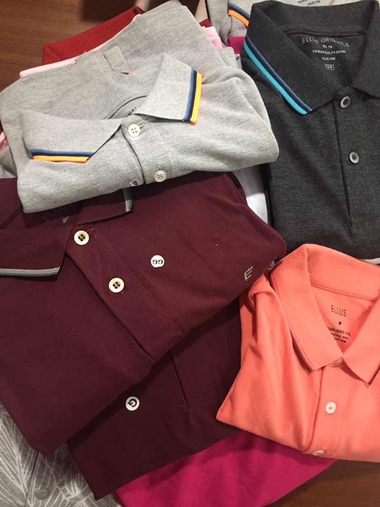 85010424f Camisa Polo Ellus Original - R$ 87,00 em Mercado Livre