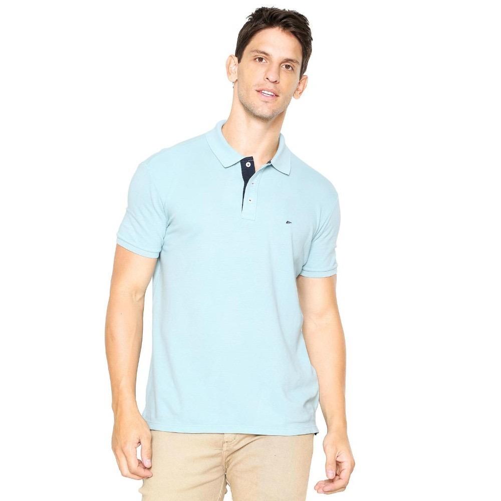8c9f0cb62 Camisa Polo Ellus Original Com Contraste - R$ 158,90 em Mercado Livre