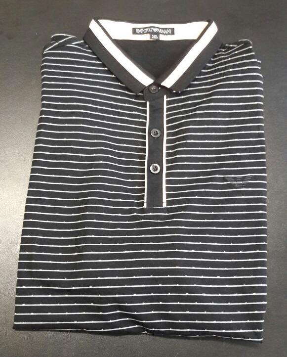 Camisa Polo Emporio Armani - Original - Envio Imediato - R  149 7d6d5b589e239