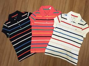 37dd681fe Camisa Feminina Tommy Hilfiger Original Eua - Calçados, Roupas e ...