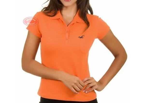 Camisa Polo Feminina Atacado Kit 12 Camisa Direto Da Fábrica - R ... 10462af6c8a6e