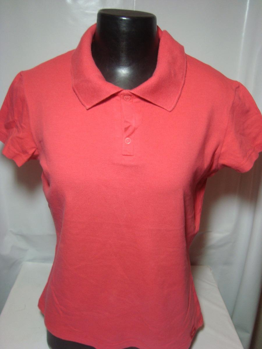 camisa polo feminina da malwee tam m. Carregando zoom. a151ab47cfba6
