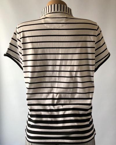 camisa polo feminina dudalina luxo pima cotton