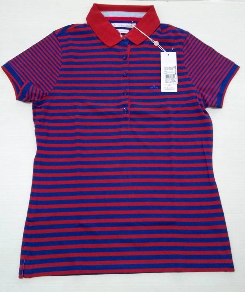 06bdb6cca3 camisa polo feminina dudalina original. Carregando zoom.