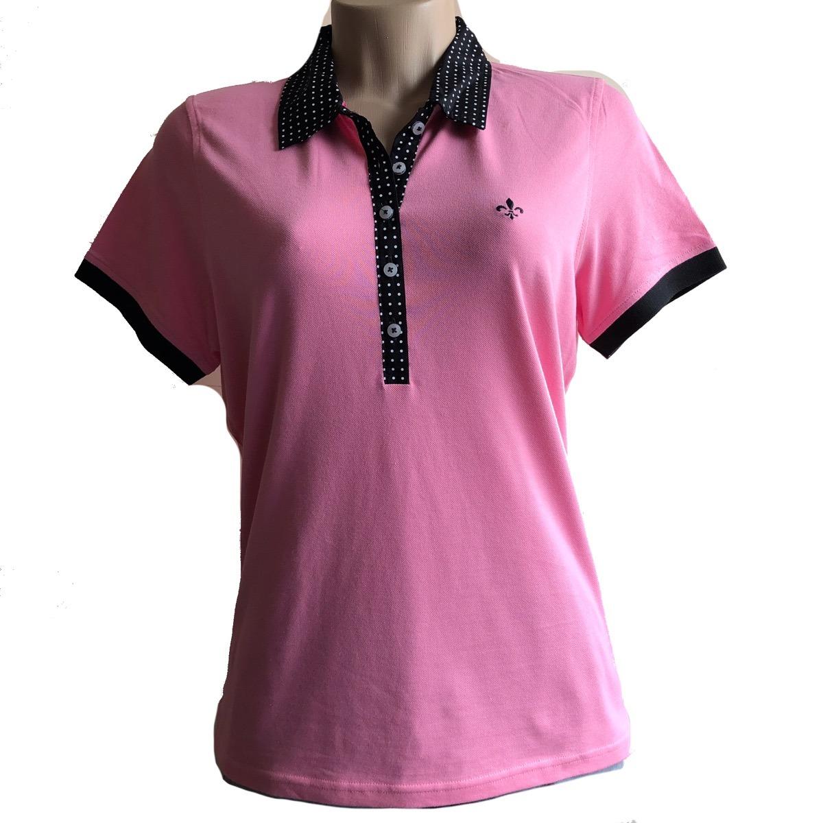 3067452d0a camisa polo feminina dudalina original com pequenos defeitos. Carregando  zoom.