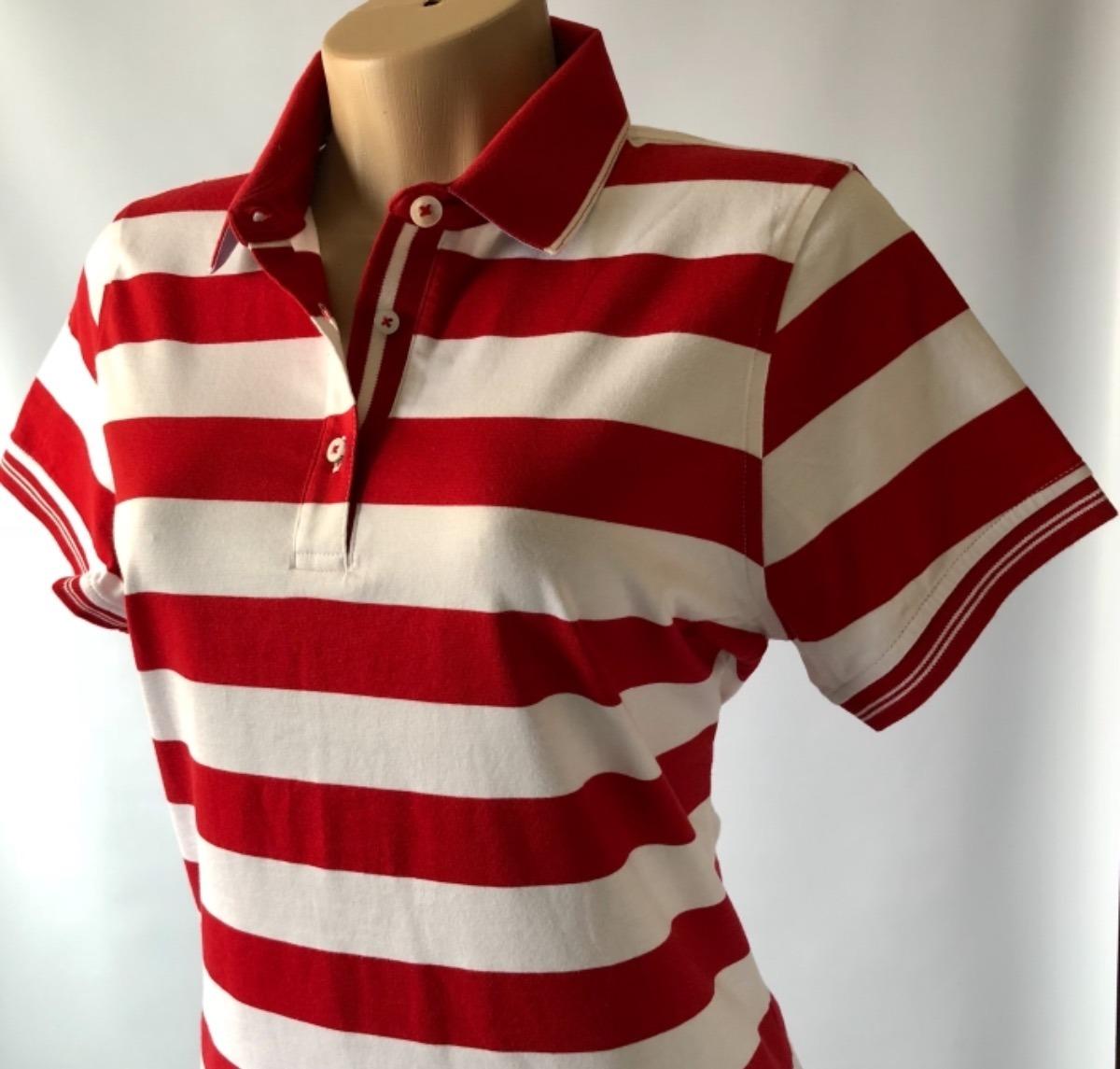 camisa polo feminina dudalina original vários modelos. Carregando zoom. 526b062a3bc04