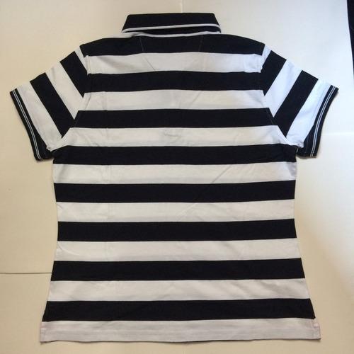 camisa polo feminina dudalina pima cotton