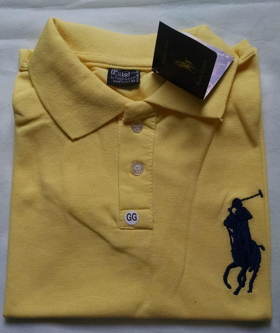 camisa polo feminina em malha piquet promoção. Carregando zoom. 61f121b9596