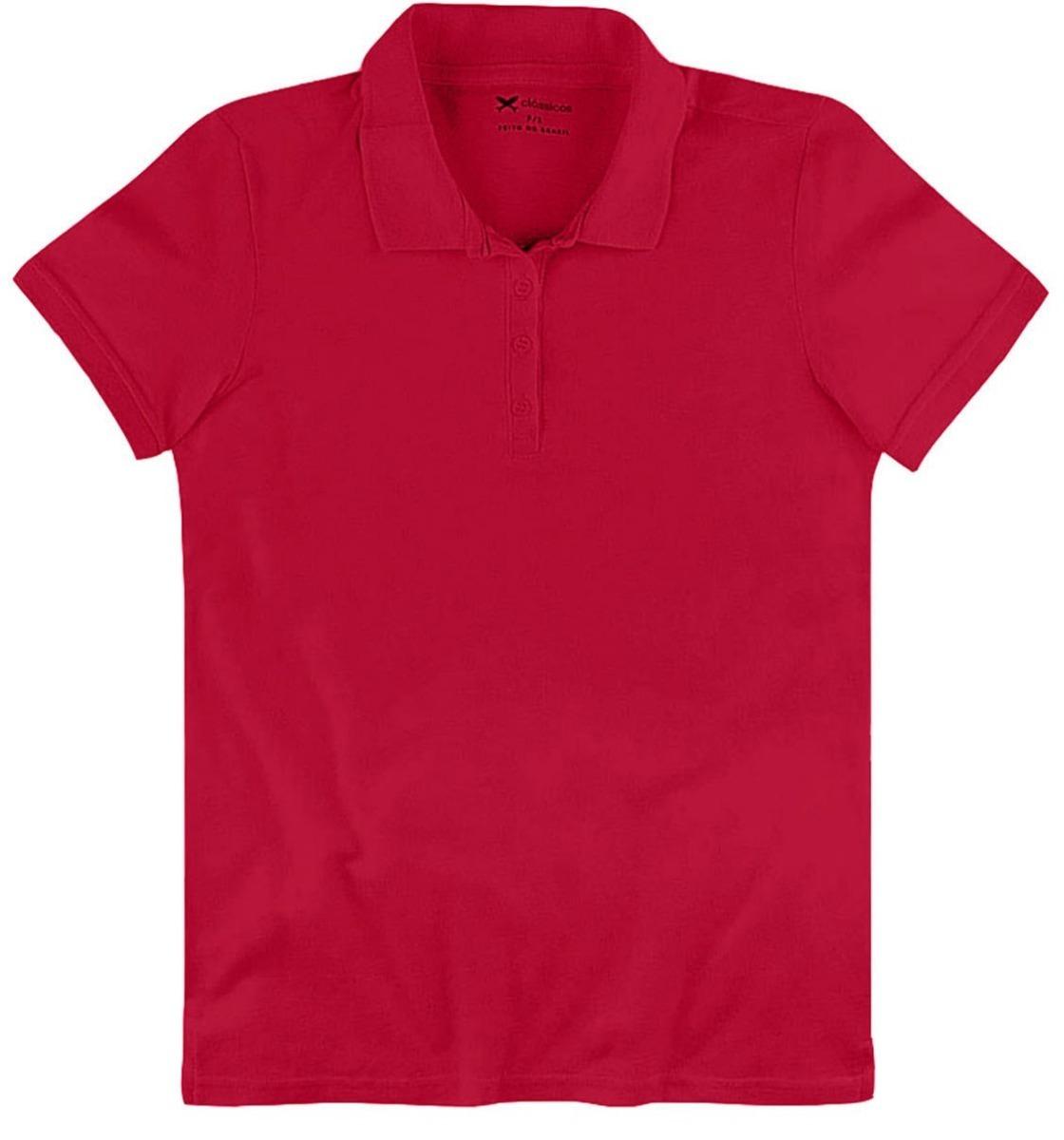 camisa pólo feminina hering básica malha piquê ( n36x )rpy. Carregando zoom. 7efb7af5cf9be