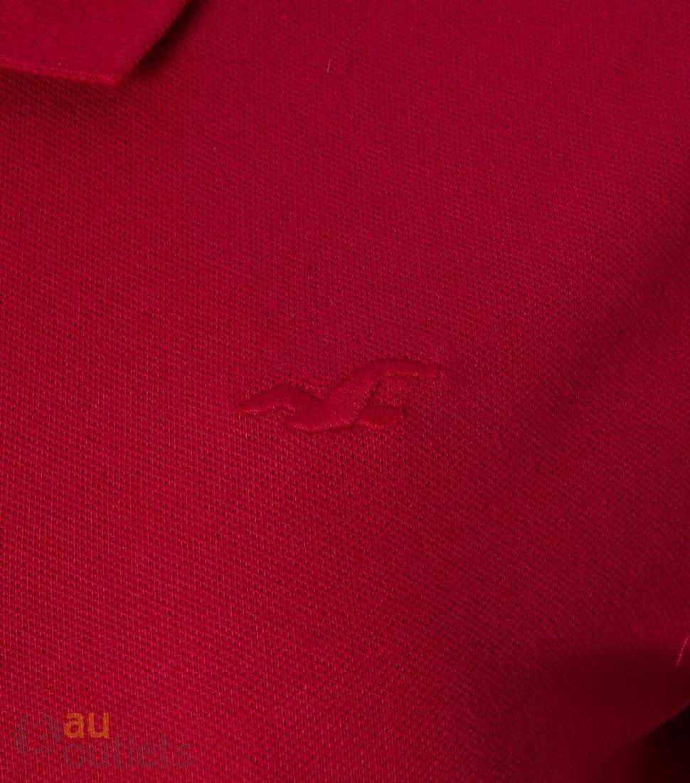 camisa polo feminina hollister sensata. Carregando zoom. 8dd0c44bb46ff