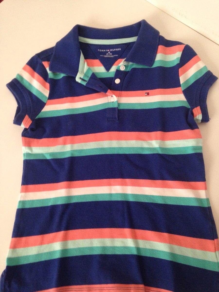 570a9d417d camisa polo feminina infantil tommy hilfiger. Carregando zoom.