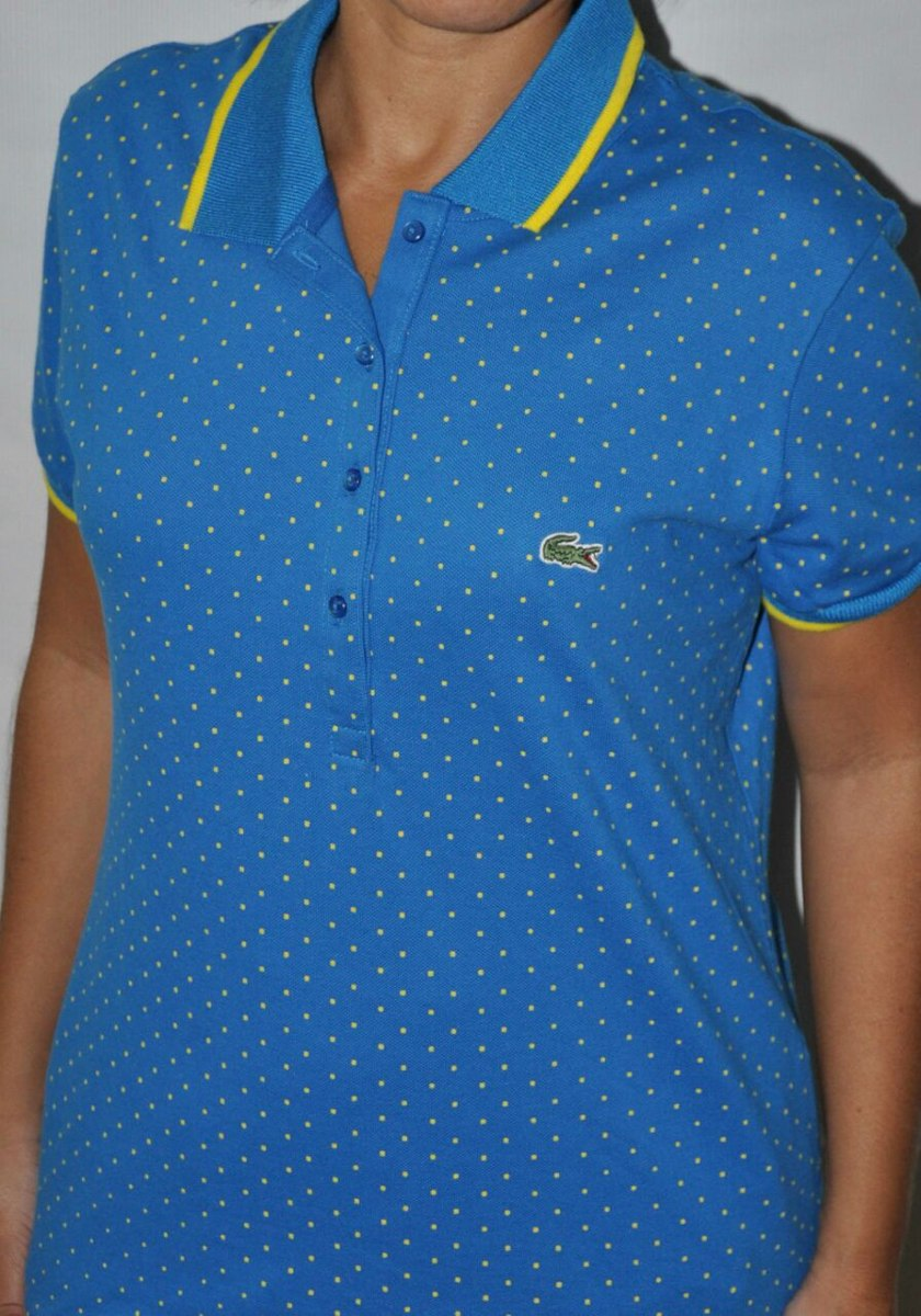 543f8da99d936 camisa polo feminina lacoste original. Carregando zoom.