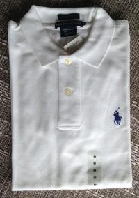 8efadc9853 Camisa Ralph Lauren Feminina - Pólos Femininos com o Melhores Preços ...