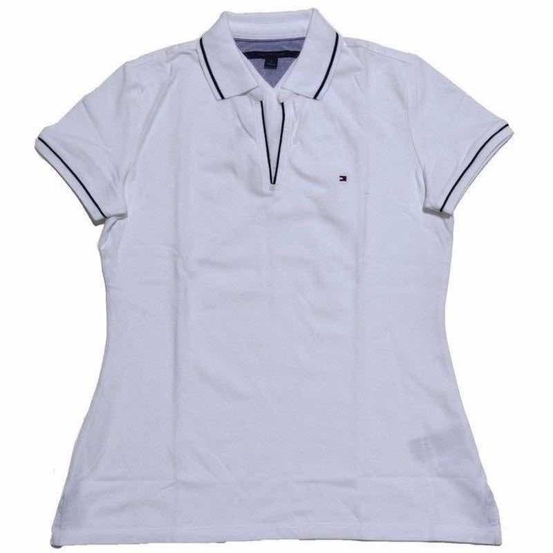 camisa polo feminina tommy hilfiger. Carregando zoom. 459a6484c33f1