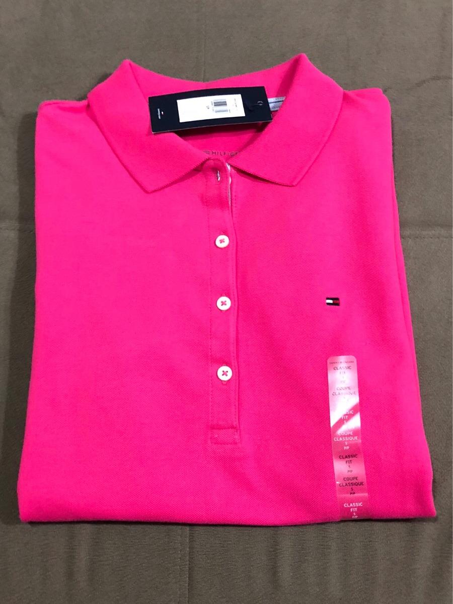 d54e20cb79 camisa polo feminina tommy hilfiger frete grátis. Carregando zoom.