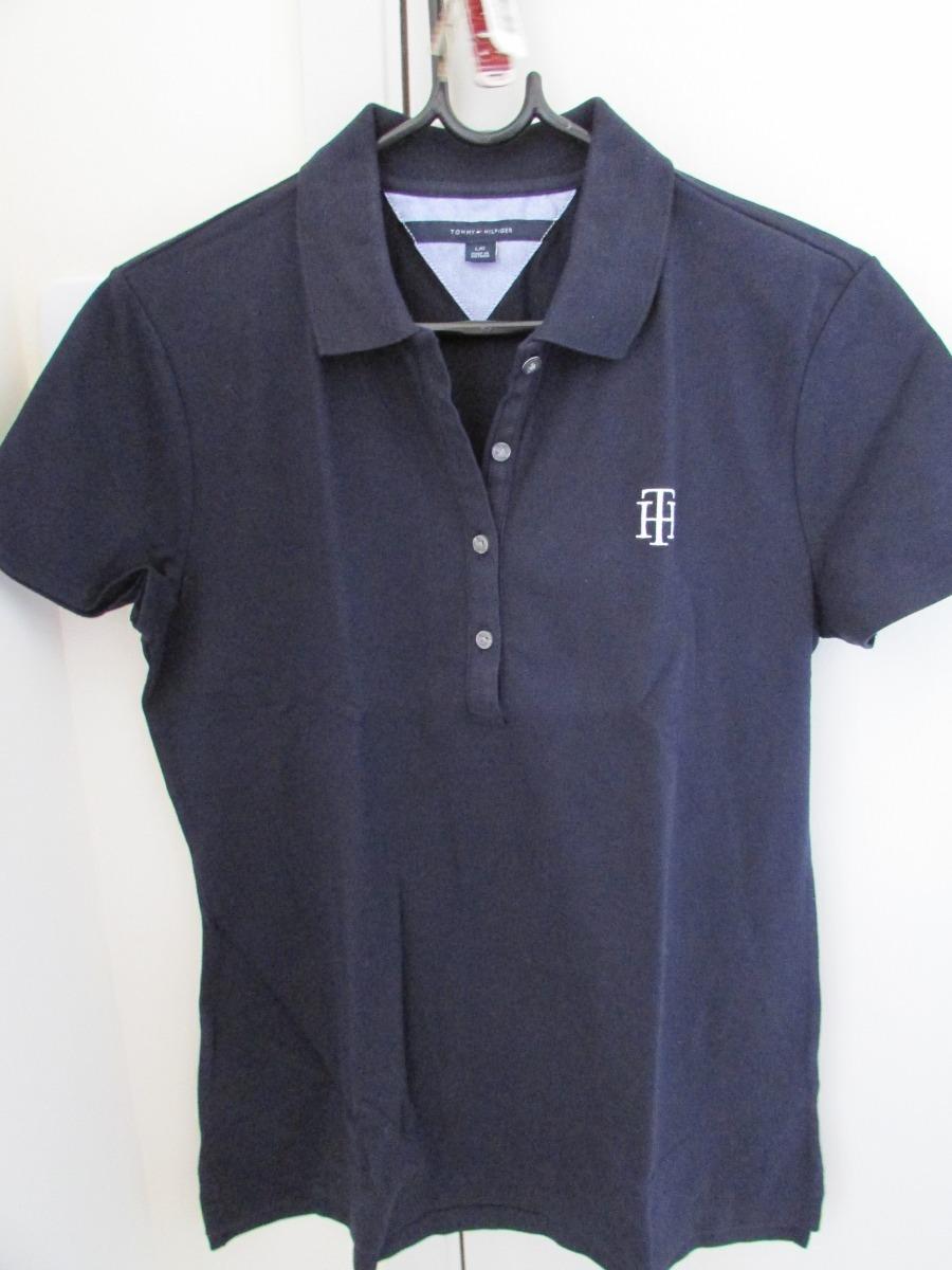 9c92ecd64f807 camisa polo feminina tommy hilfiger original. Carregando zoom.