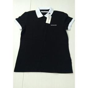 68af7b5198 Camisa Polo Feminina Calvin Klein - Calçados