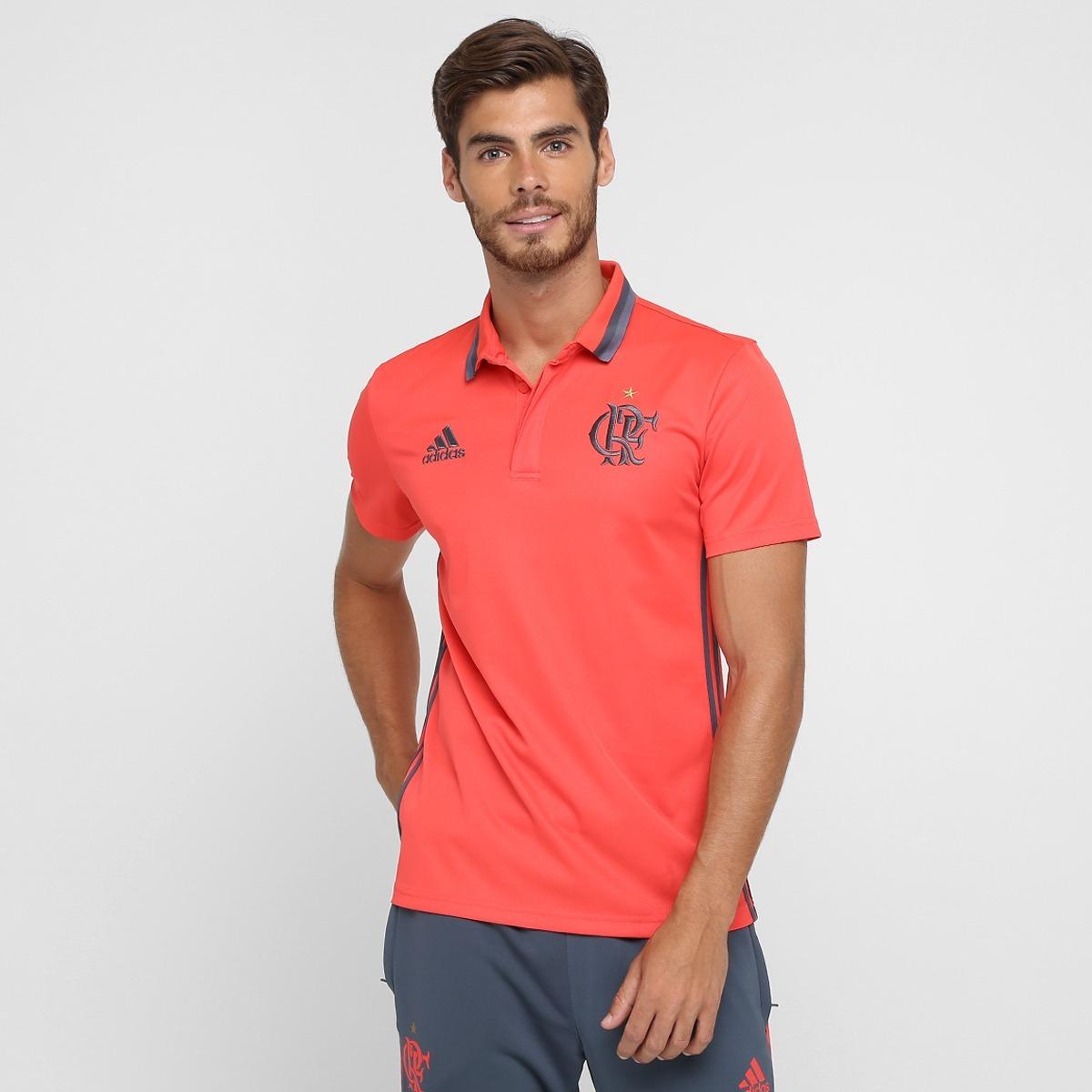c0637e676 camisa polo flamengo adidas crf ctsports. Carregando zoom.