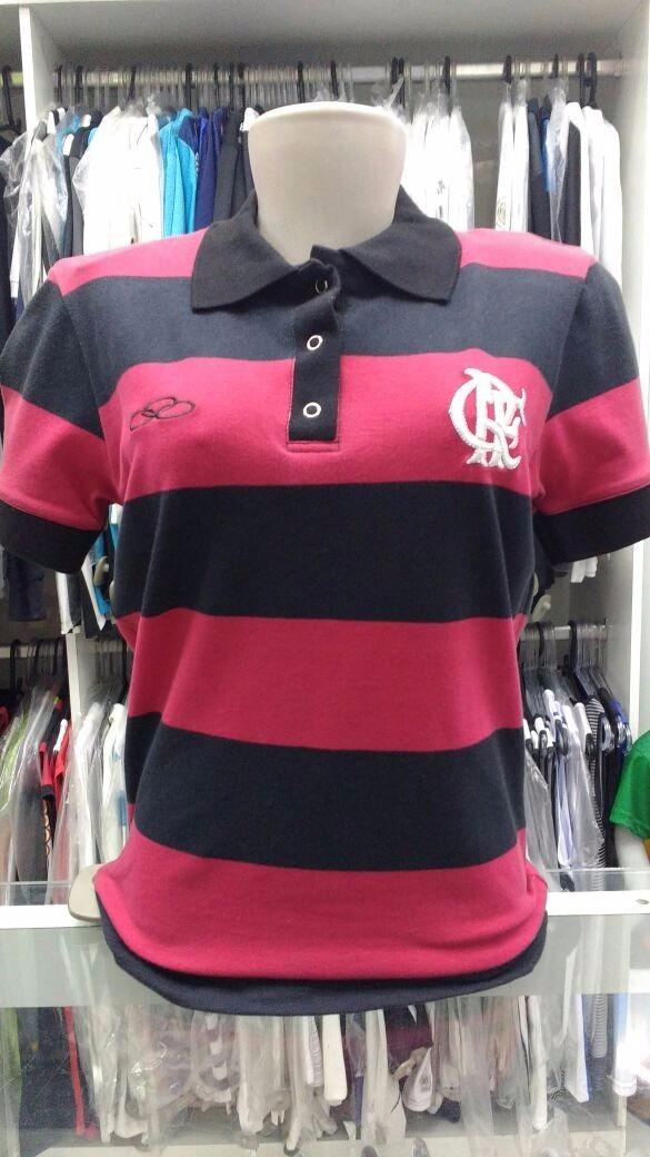 camisa polo flamengo feminina olympikus. Carregando zoom. 7c1d3f1a3abf8