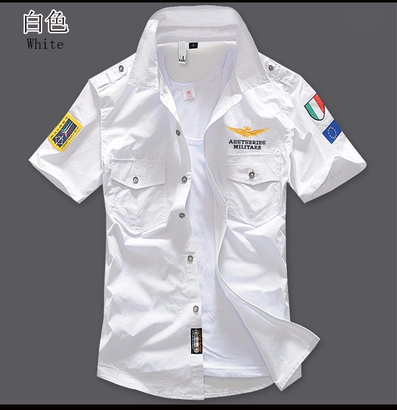 camisa polo força aérea italiana bordada. Carregando zoom. 1cbe7ba1e1763