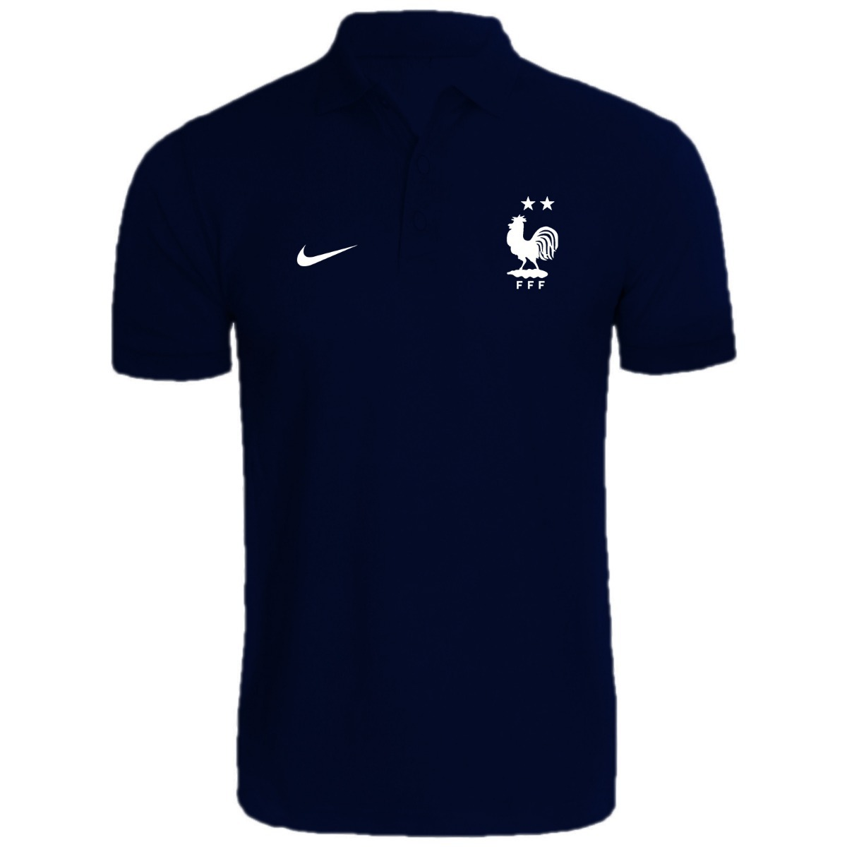camisa polo frança personalizado. Carregando zoom. a5baa46872926
