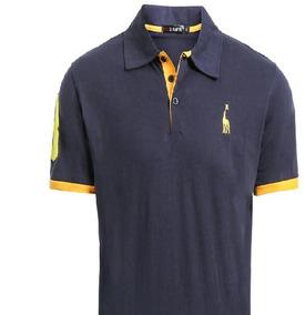 378f87a0e5 Kit 5 Camisa Polo Giraffe - Calçados