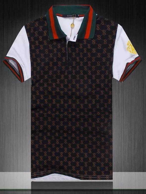 ... Camisa Polo Gucci Burberry Original Fotos Reais - R 259 89c64adf6ad