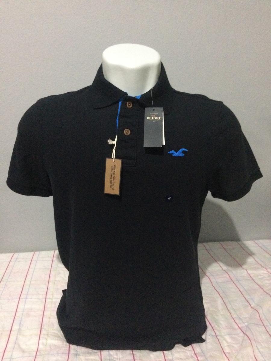 6d84702230488 camisa polo hollister 100% original - pronta entrega -nova. Carregando zoom.