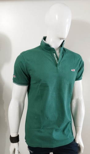 camisa polo hollister