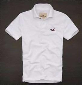 c016e2653a Camisa Polo Hollister Abercrombie Masculina Oferta! - R  79
