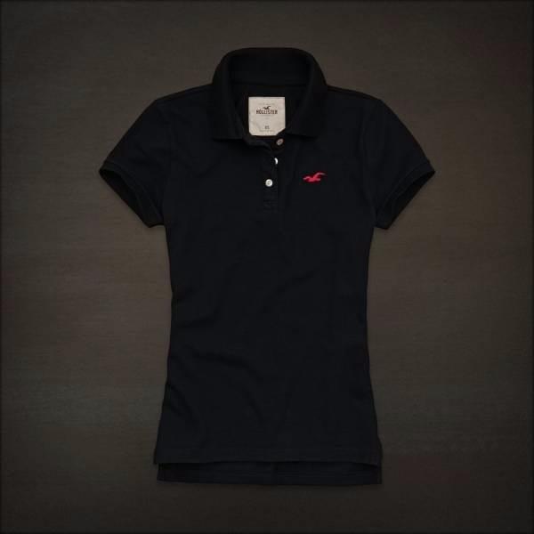 5537e25adb Camisa Polo Hollister Feminina - Original - R  119